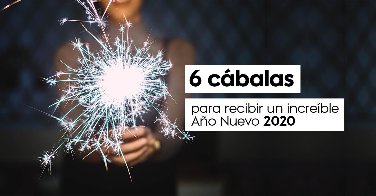 6 cábalas para recibir un increíble Año Nuevo 2020