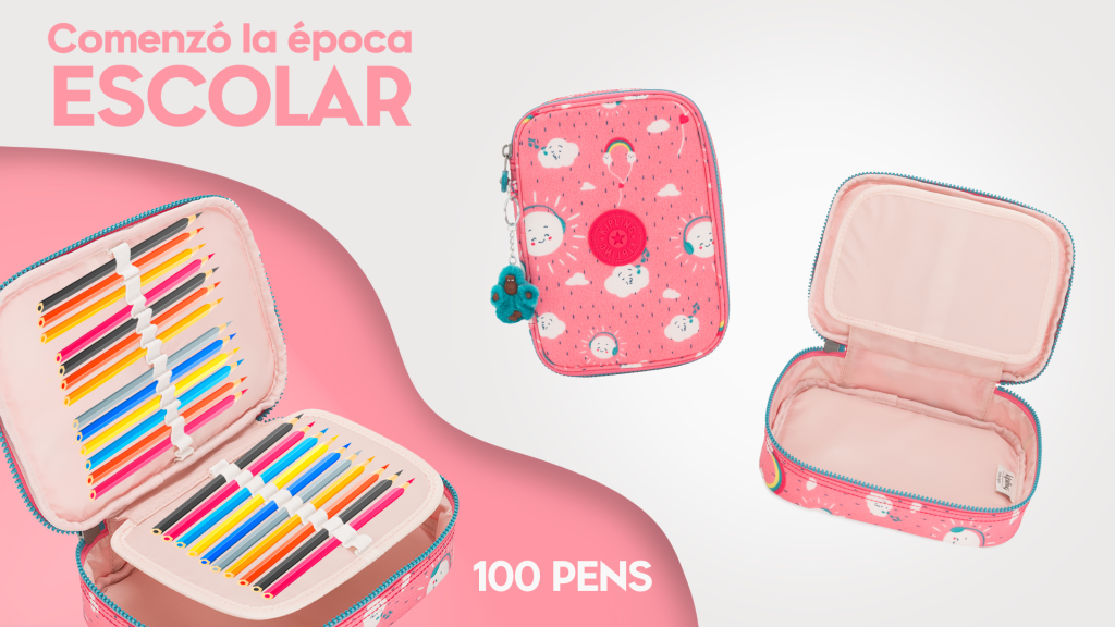 Back To School con Kipling