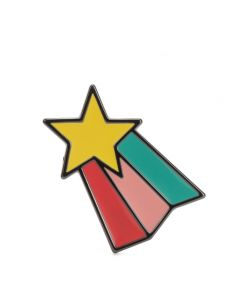RAINBOW STAR PIN