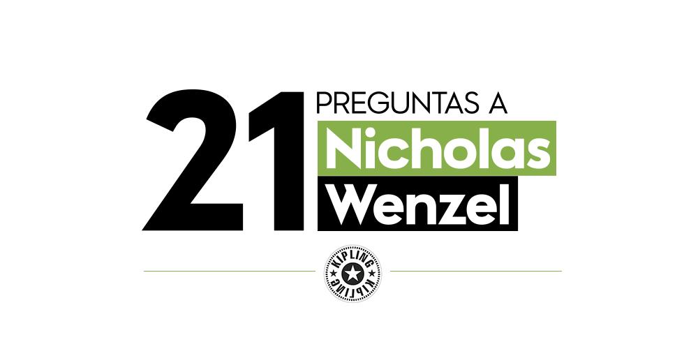 21 preguntas KIPLING con NICHO WENZEL